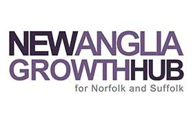New Anglia Growth Hub Logo